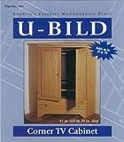U-Bild 864 TV-Eckschrank Projektplan